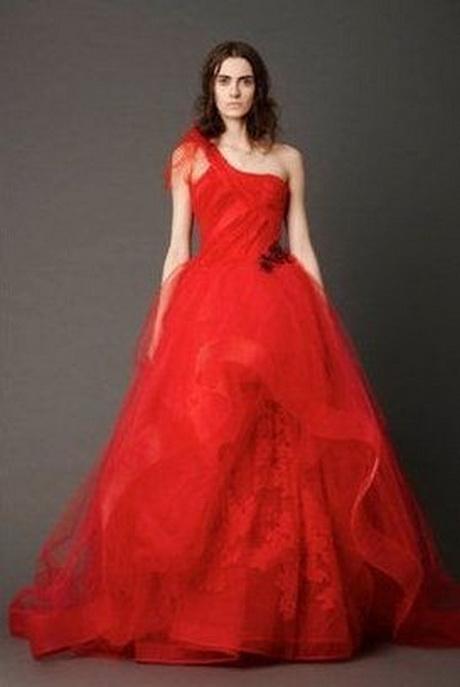 Vera Wang 2013 vi stupiranno di sicuro! Può un abito da sposa rosso ...