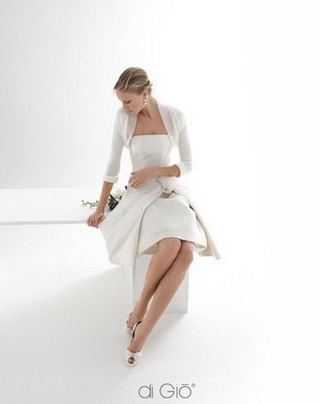 95f80d9ebfa6 Abito da sposa corto 2013 di Le Spose di Giò … Le tendenze per gli abiti ...