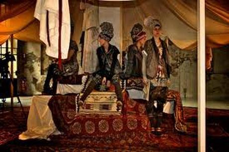 Abiti etnici eleganti for Vestiti etnici