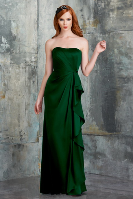 80d60214526e Abito elegante verde da cerimonia abiti da sera eleganti …