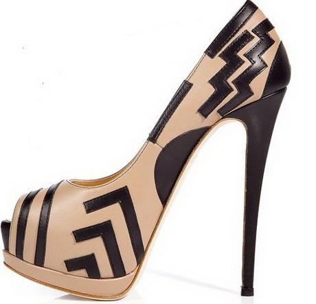 جدیدترین مدل های کفش پاشنه بلند زنانه و دخترانه ایتالیایی