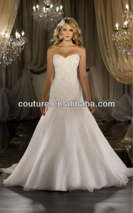 ... di perline applique chiffon lunghi abiti da sposa ws0006-Abiti da