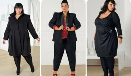 Vestiti taglie forti donna for Moda taglie forti