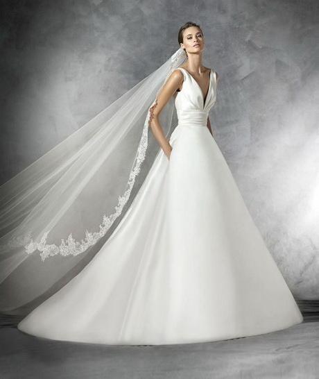 Abiti da sposa semplici ed eleganti (Foto)