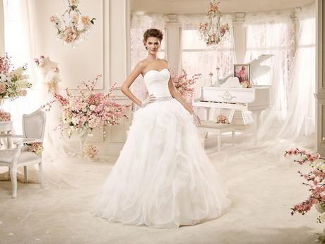 ... è indossare sicuramente l' abito da sposa in stile principessa