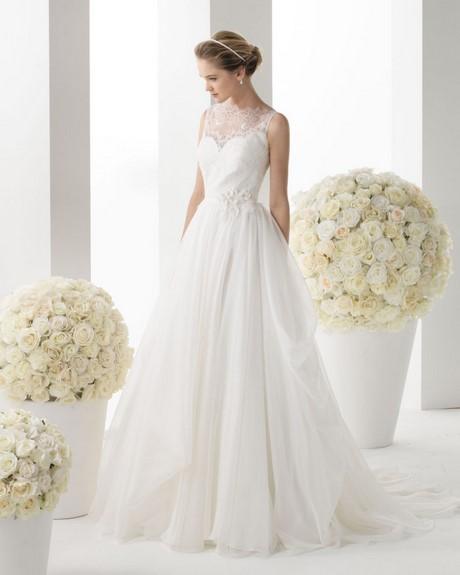 """60c3c50090af Rosa Clarà   la collezione """"Two"""" di abiti da sposa Spring 2014 …"""