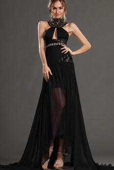 promo code f6da3 41c0e Vestiti lunghi neri eleganti
