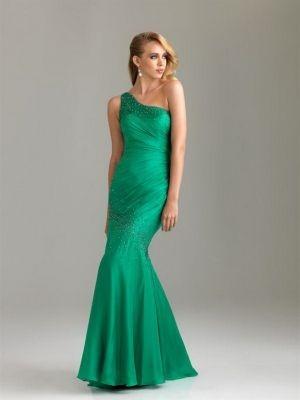 sale retailer 95c1e f1c69 Vestiti lunghi verdi