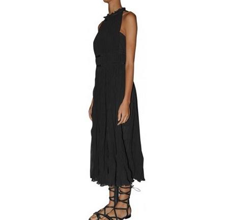 new style cbe12 27d94 Pinko vestiti lunghi
