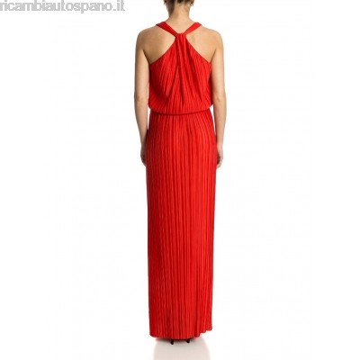4ee86ebd817d Vestiti Lunghi Donna Pinko PRIMAVERA ESTATE 17 CODICE PRODOTTO  AGUZZO  ABITO B01 ORANGE