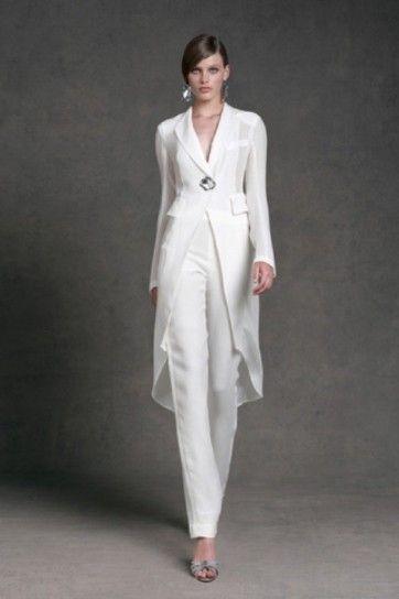 reputable site 67c02 46e1f Vestito a pantalone elegante