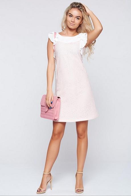 info for b22d4 0acae Vestito rosa pizzo