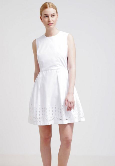 cheap for discount 2ae25 df84f Abitini estivi bianchi