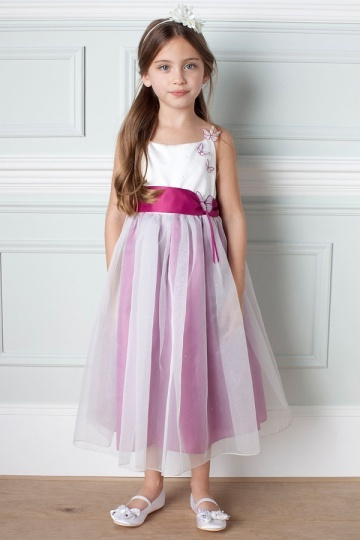 first rate 46c6f 0e7ed Vestiti bambina eleganti da cerimonia