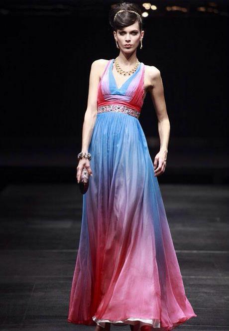 0a35f9f6a9fa SANNA MAXI – Abito da sera – vintage rose. ABITO LUNGO donna fantasia  elegante vestito BIANCO BLU VERDE ...