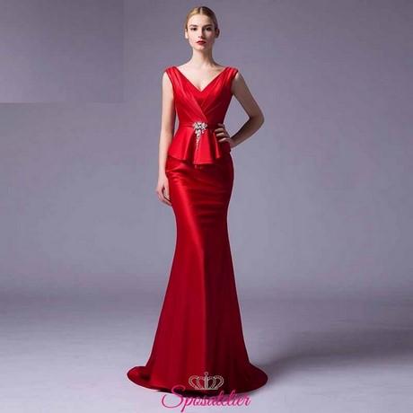 d7bc38650856 vestiti da damigella economici rossi 2017 online Italia