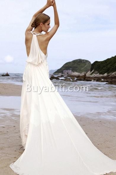 cheaper 8ae20 ca12c Abiti da sposa in spiaggia