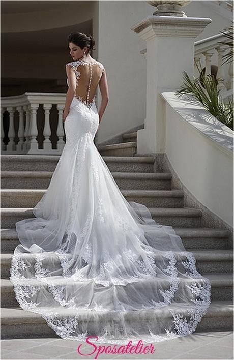 e1c187a599ff abito da sposa economico online – kiara – strascico lungo – scollo …