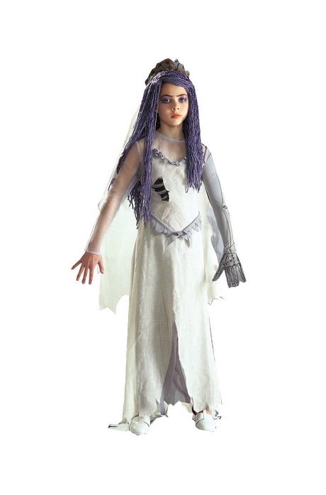 45cf838a0e1b Costume carnevale Bambino Sposa Cadavere