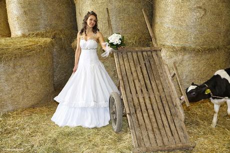 Matrimonio Country Chic Abito Sposa : Vestiti da sposa stile country
