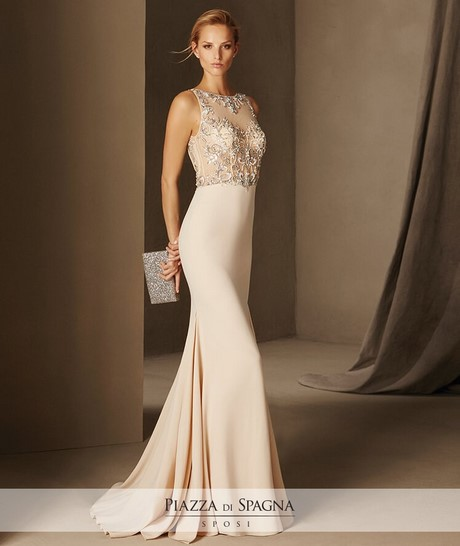 buy popular b4ecb a7d2f Vestiti lunghi eleganti per cerimonia